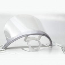 Máscara protetor salivar com refil