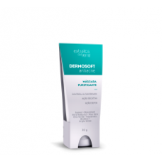 Máscara Purificante Antiacne Dermosoft 30g